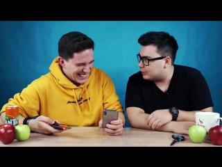[Дима Масленников] Идиотский ЛАЙФХАК с ножом! ASMR Проверка лайфхаков