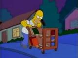 Я убью Мо (Homer Simpson/Гомер Симпсон)