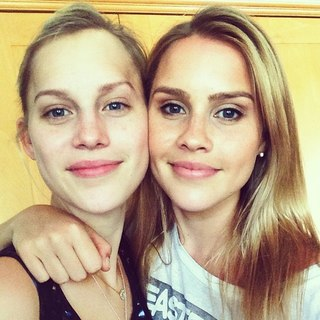 Claire Holt sister