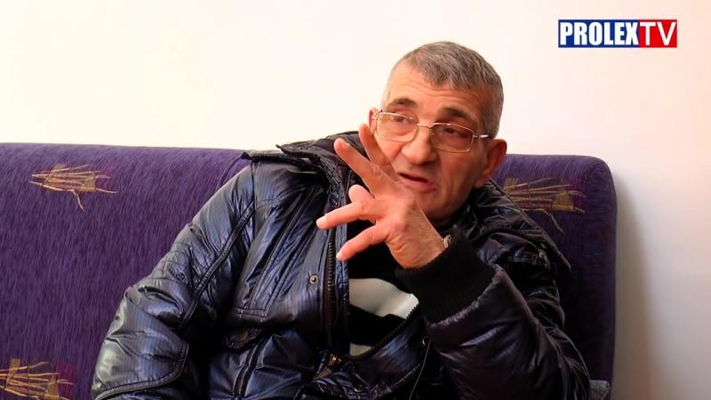 RADIOGRAFIA UNUI HOȚ NOTORIU - CELEBRUL NICU BIȘNIȚARU SPUNE TOTUL LA PROLEX TV!