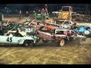 Demolition Derby Hard Hits Highlight