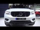 2018 Volvo XC 40 T5-R - Exterior And Interior Walkaround