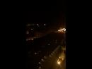 Сардиния вид ночного города