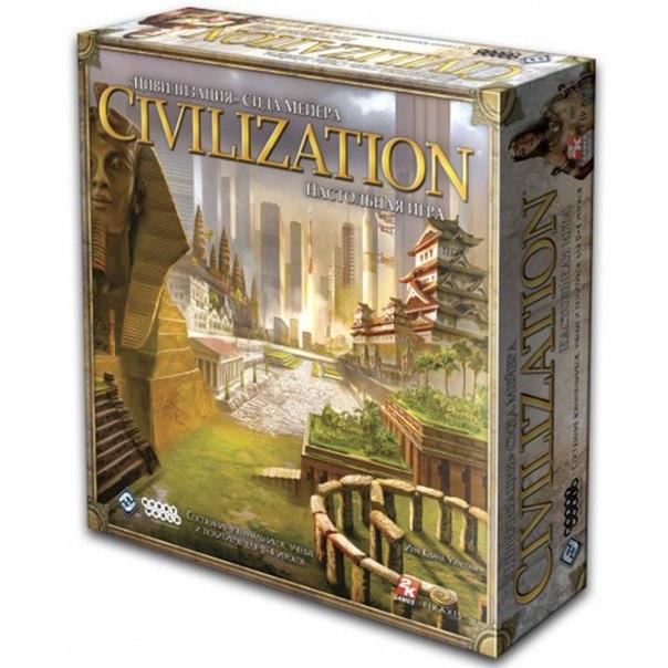 Цивилизация Сида Мейера Sid Meiers Civilization
