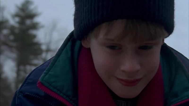 Добренький сынок (1993) Триллер с Макколеем Калкиным