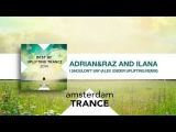 Adrian&Raz and Ilana - I Shouldn't Say (Alex Ender Uplifting remix) Best of Uplifting Trance 2014