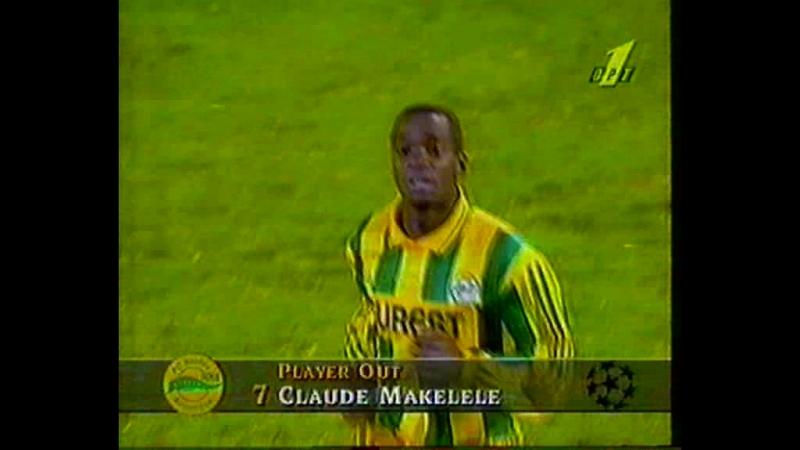 24 CL-1995/1996 Aalborg BK - FC Nantes 0:2 (01.11.1995) HL