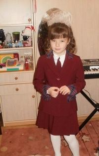 Виолетта Стонт, 11 марта 1990, Новосибирск, id200730234