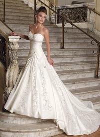 Модные свадебные платья москва