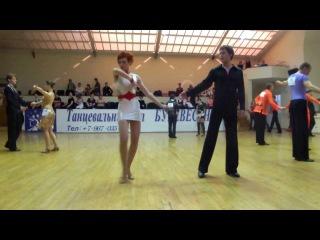Dance Voyage 2013 1/2 D Саня + Ира
