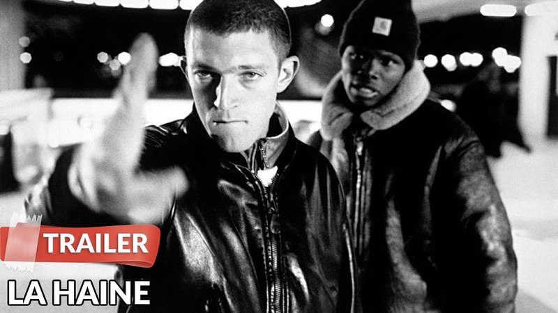 La Haine 1995 Trailer   Vincent Cassel