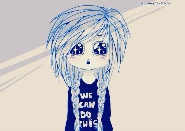 грустные картинки на аву вконтакте для девушек с надписями