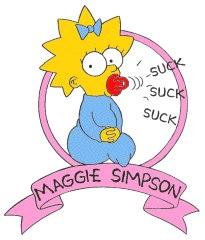 Мэгги Симпсон / Maggie Simpson Биография и Видео