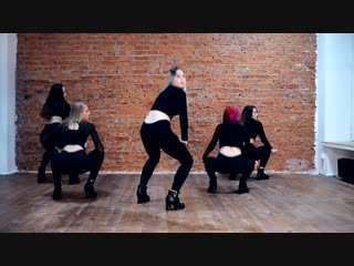 Choreo by MIRA MAZITOVA (Music: Beyonce feat Nicki Minaj - Flawless & Blek Eyed Peas- My Humps) | NG