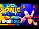Летсплеем в Sonic world