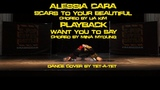 TET-A-TET Alessia Cara - Scars To Your Beautiful PLAYBACK - Want You To Say dance cover