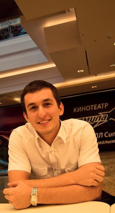 Темир Алиев, 11 декабря 1987, Брест, id151138576
