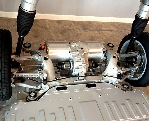 Асинхронный двигатель для электромобиля своими руками