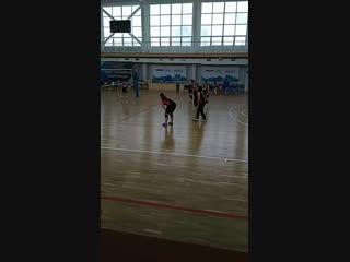 игра за 3-4 место спартакиада ветеранов спорта тобольский район - Уватский район