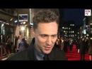 Tom Hiddleston tries to tell a Rude Joke