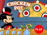 Mickey Mouse Chicken Pot Game Микки Маус