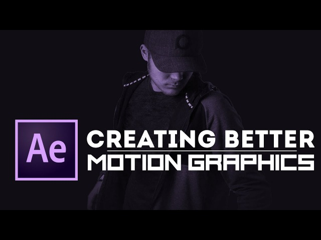 Start Creating Good Motion Graphics | After Effects CC Tutorial