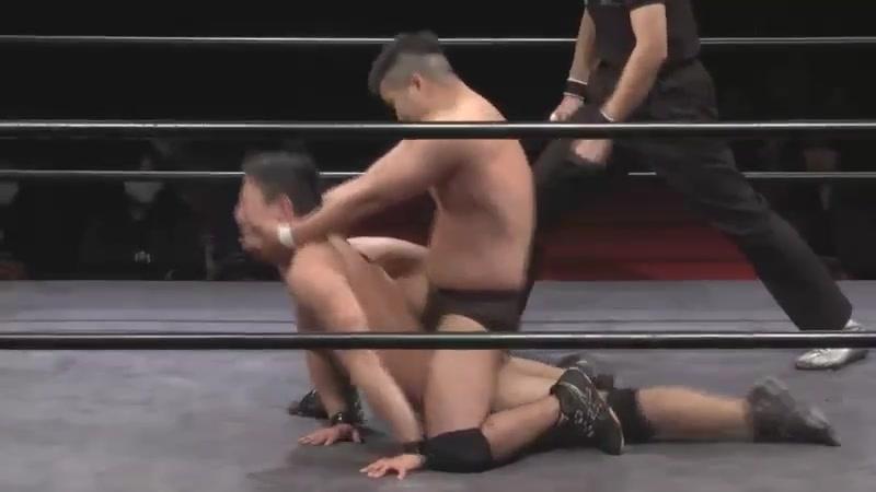Koji Kawamura vs. Yasutaka Oosera (Michinoku Pro - Tokyo Conference 2018 Vol. 1 ~ Zohan Yuri)