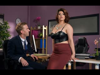 Brazzers see more my submissive boss lucia love danny d big tits at work