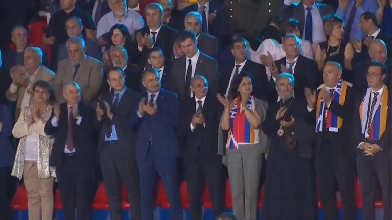Грандиозная Церемония Открытия ConIFA 2019 в АРЦАХЕ