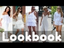 Trendy Summer White Dresses / Outfits Collection 2018   Summer Lookbook