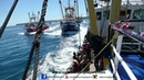 Clips of Brixham Trawler Race 2017 from on board the Kerrie Marie
