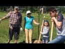 Акция посади и вырасти семейное дерево