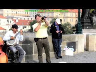 Уличные чудо музыканты