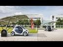 New Smart Car Vision EQ Concept