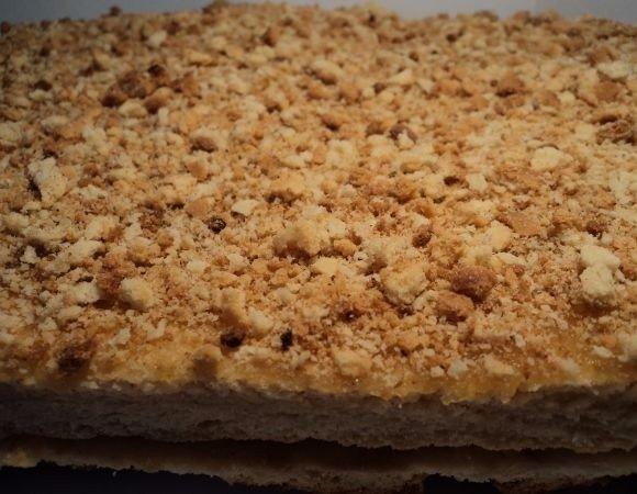 торт с яблочным повидлом что нужно: масло сливочное 200 гсахар 200 гяйца 2 шт.йогурт 100 гмукусоду 1 ч. л.уксус (чтобы погасить соду)а для начинки понадобится повидло 500 г (я взяла яблочное,