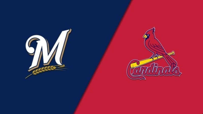 NL / 18.08.18 / MIL Brewers @ STL Cardinals (2/3)