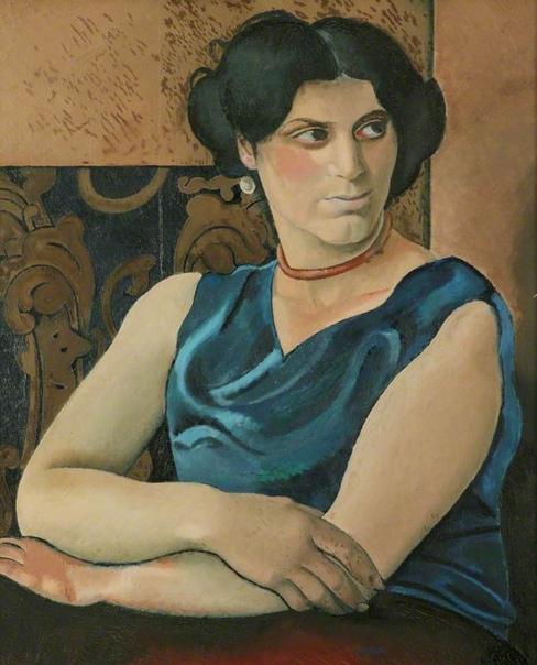 Уильям Патрик Робертс (англ. William Roberts 1895 -1980) Портреты: