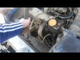 Установка турбокомпрессора на ВАЗ-2110 ( прикол )