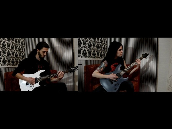 The Zenith Passage – Holographic Principle II Convergence ( guitar cover )