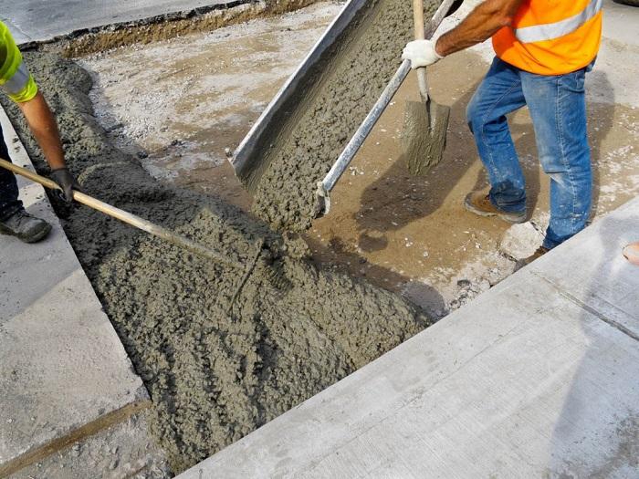 Как правильно приготовить бетон.