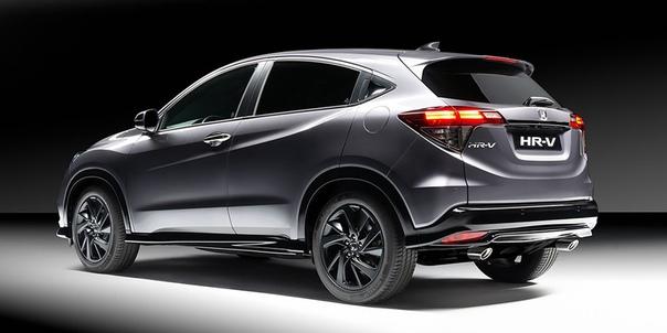 У Honda HR-V появилась Sport-версия со 180-сильным мотором. Компания Honda представила новую модификацию компактного кроссовера HR-V для европейского рынка, который получил приставку Sport в