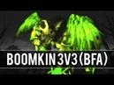 Thyraz - Gladiator Balance Druid 3v3 (BFA warmup)