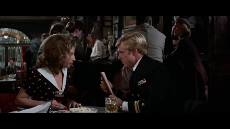 КАКИМИ МЫ БЫЛИ ВСТРЕЧА ДВУХ СЕРДЕЦ 1973 мелодрама Сидни Поллак 1080p