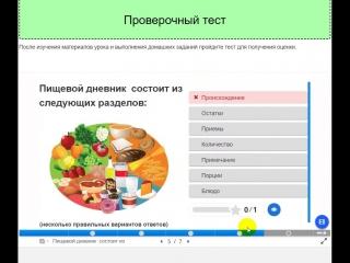 Тестирование в Кулинарной школе хорошей хозяйки и на тренингах