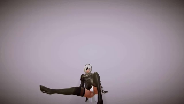 2B's Lewd Rolling Party