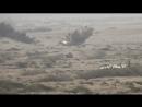 الساحل الغربي- خسائر المرتزقة والمنافقين خلال محاولة تقدم فاشلة بتجاة محيط المطا