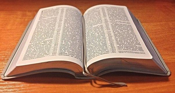 Перевод нового мира библия