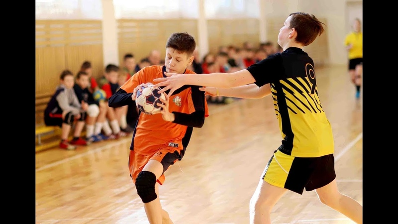 Лига гандбола. Репортаж Беларусь 5 из Ляховичей