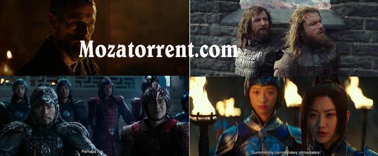 THE GREAT WALL English Movie