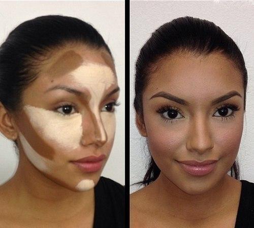 Базы под макияж.